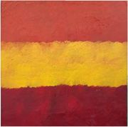 I am dreaming with Mark Rothko